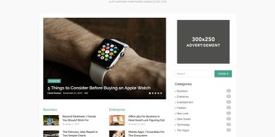 WordPress新闻杂志主题-codilight