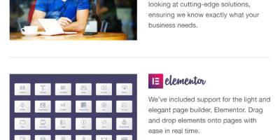 WordPress博客、杂志、新闻主题:Newspread